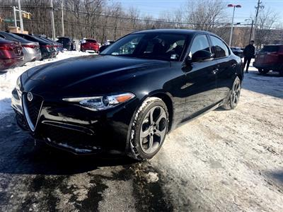 2017 Alfa Romeo Giulia lease in Willoughby,OH - Swapalease.com