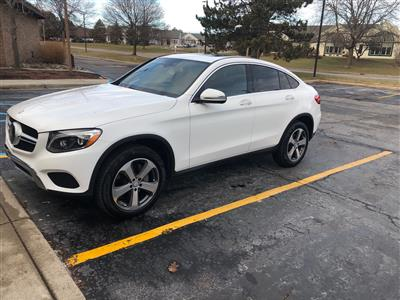2017 Mercedes-Benz GLC-Class Coupe lease in Plymouth ,MI - Swapalease.com