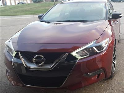 2017 Nissan Maxima lease in Shelby Charter Township,MI - Swapalease.com