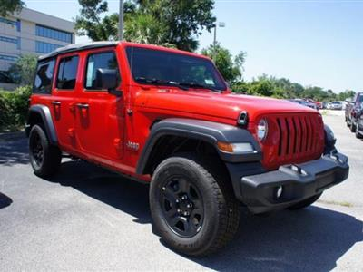 2018 Jeep Wrangler Unlimited lease in Crest Hill,IL - Swapalease.com