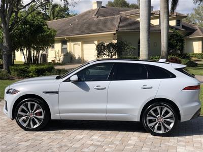 2017 Jaguar F-PACE lease in Boynton Beach,FL - Swapalease.com