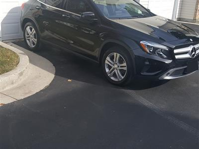 2017 Mercedes-Benz GLA SUV lease in Lutherville,MD - Swapalease.com