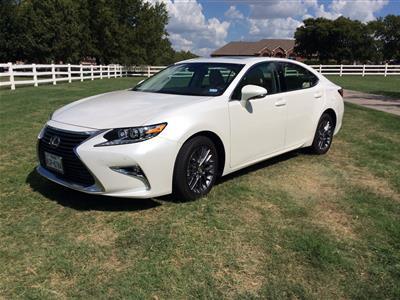 2018 Lexus ES 350 lease in KELLER,TX - Swapalease.com