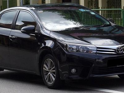 2016 Toyota Corolla lease in Jersey City,NJ - Swapalease.com