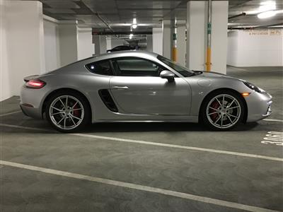 2017 Porsche 718 lease in San Francisco,CA - Swapalease.com
