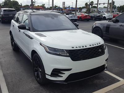 2018 Land Rover Velar lease in NE Palm Bay,FL - Swapalease.com