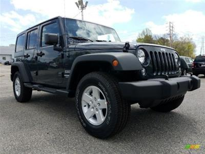 2017 Jeep Wrangler Unlimited lease in Indianaplois,IN - Swapalease.com