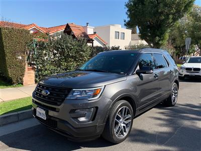 2016 Ford Explorer Lease In Santa Monica Ca Swapalease