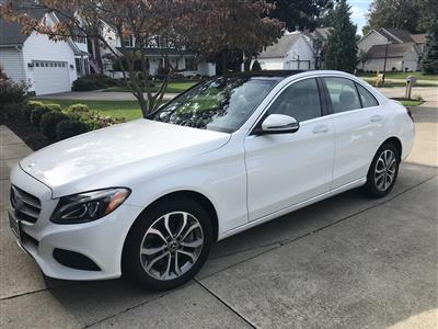 2017 Mercedes-Benz C-Class lease in Mentor,OH - Swapalease.com