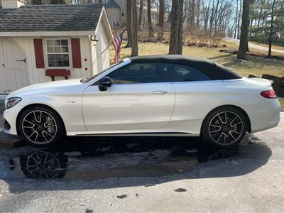 2018 Mercedes-Benz C-Class lease in New Hope,PA - Swapalease.com