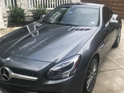 2017 Mercedes-Benz SLC Roadster lease in Dallas,TX - Swapalease.com
