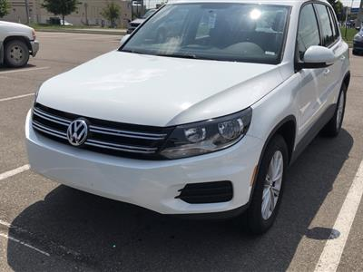 2017 Volkswagen Tiguan Limited lease in Topeka,KS - Swapalease.com