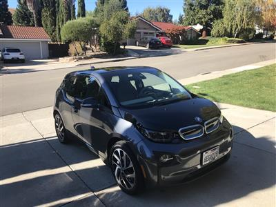 2017 BMW i3 lease in San Ramon,CA - Swapalease.com