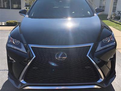 2017 Lexus RX 350 F Sport lease in Ballwin,MO - Swapalease.com