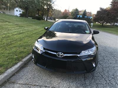 2016 Toyota Camry lease in Goshen,NY - Swapalease.com