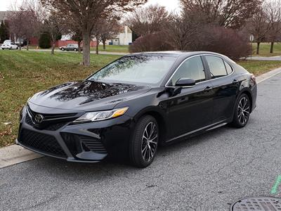 2018 Toyota Camry lease in New Castle,DE - Swapalease.com