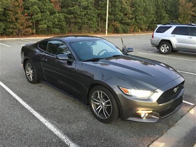 2017 Ford Mustang lease in Glen Allen,VA - Swapalease.com