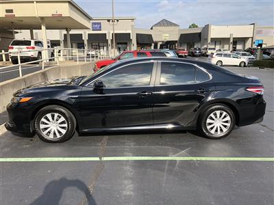 2018 Toyota Camry Hybrid lease in Knoxville,TN - Swapalease.com