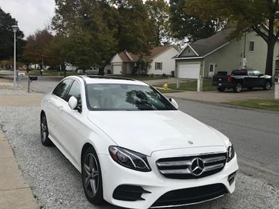 2017 Mercedes-Benz E-Class lease in Norton Shore,MI - Swapalease.com