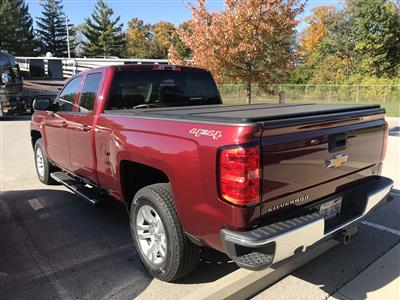 2017 Chevrolet Silverado 1500 lease in Englewood,OH - Swapalease.com