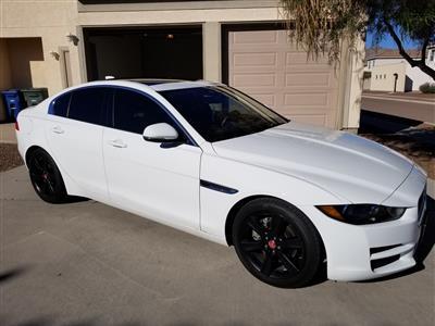 2018 Jaguar XE lease in San Antonio,TX - Swapalease.com