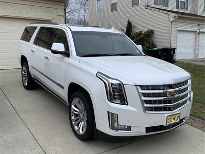 2018 Cadillac Escalade ESV lease in Clementon,NJ - Swapalease.com