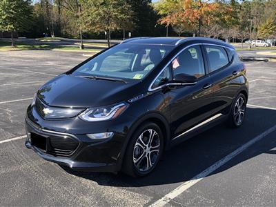 2018 Chevrolet Bolt EV lease in Montclair,VA - Swapalease.com
