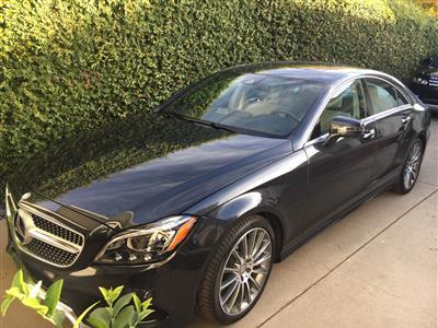 2016 Mercedes-Benz CLS-Class lease in Sacramento,CA - Swapalease.com