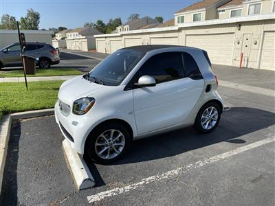 2018 smart fortwo electric drive lease in Diamond Bar,CA - Swapalease.com