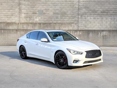 2018 Infiniti Q50 lease in Los Angeles,CA - Swapalease.com