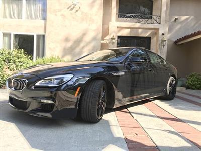2016 BMW 6 Series lease in Tarzana,CA - Swapalease.com