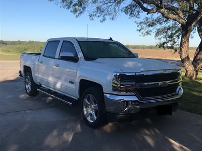 2017 Chevrolet Silverado 1500 lease in San Angelo,TX - Swapalease.com