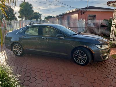 2017 Lincoln MKZ lease in Miami,FL - Swapalease.com