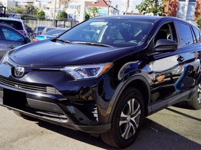 2018 Toyota RAV4 lease in Los Angeles,CA - Swapalease.com