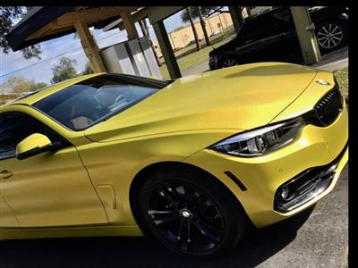 2018 BMW 4 Series lease in Lutz,FL - Swapalease.com