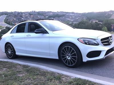 2017 Mercedes-Benz C-Class lease in Leander,TX - Swapalease.com
