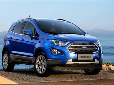2018 Ford EcoSport lease in Dublin,CA - Swapalease.com
