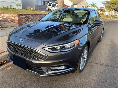 2018 Ford Fusion lease in Beverly Hills,MI - Swapalease.com