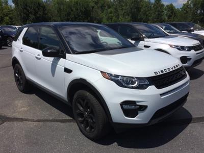 2017 Land Rover Discovery Sport lease in fall church,VA - Swapalease.com