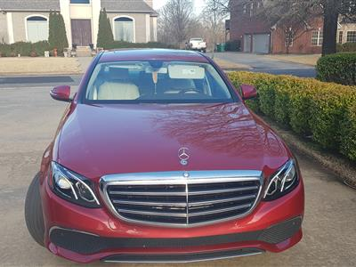 2017 Mercedes-Benz E-Class lease in Little Rock,AR - Swapalease.com