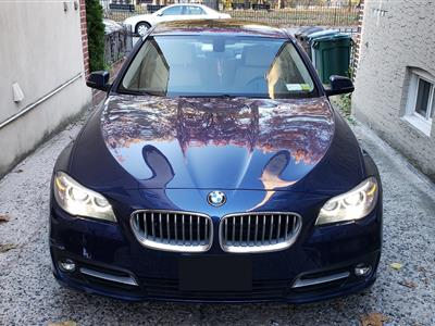 2016 BMW 5 Series lease in Astoria,NY - Swapalease.com