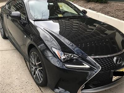 2017 Lexus RC 350 F Sport lease in maywood,NJ - Swapalease.com
