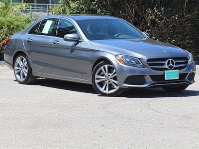 2018 Mercedes-Benz C-Class lease in Walnut Creek,CA - Swapalease.com