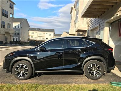 2017 Lexus NX 200t lease in Frederick,MD - Swapalease.com