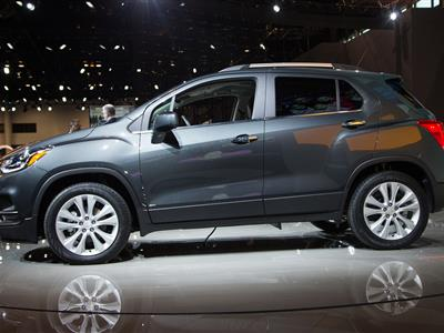 2017 Chevrolet Trax lease in Colden,NY - Swapalease.com