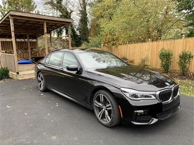 2018 BMW 7 Series lease in Sykesville,MD - Swapalease.com