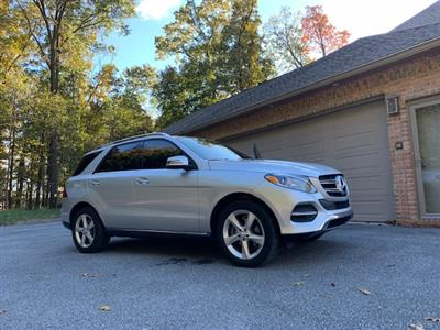 2016 Mercedes-Benz GLE-Class lease in York,PA - Swapalease.com
