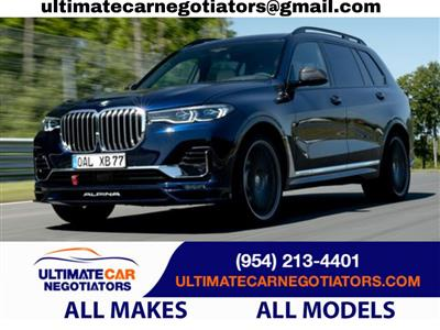 2021 BMW X7 lease in Fort Lauderdale,FL - Swapalease.com