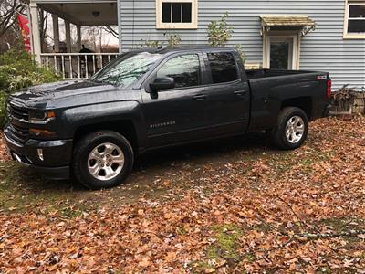 2017 Chevrolet Silverado 1500 lease in Stow,OH - Swapalease.com