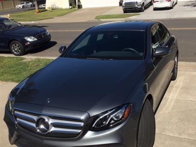 2017 Mercedes-Benz E-Class lease in Anaheim,CA - Swapalease.com